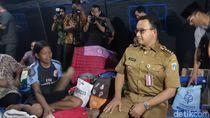 250 Rumah Terbakar di Tomang, Anies Siapkan Pos untuk Urus Dokumen Warga