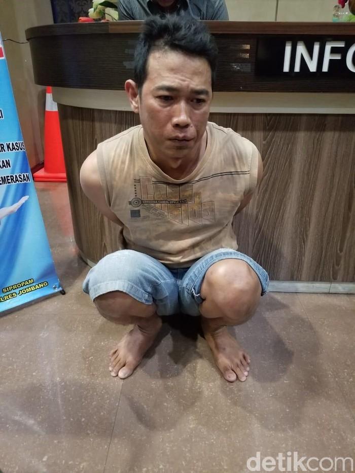 Pelaku Yulianto (Foto: Istimewa)