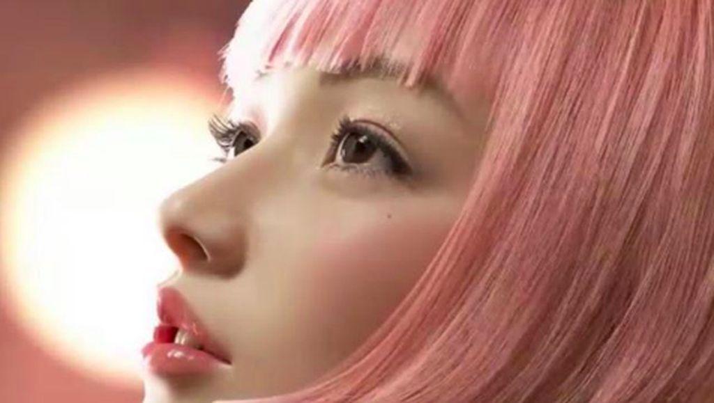 Si Cantik Imma, Model Virtual yang Sedang Viral