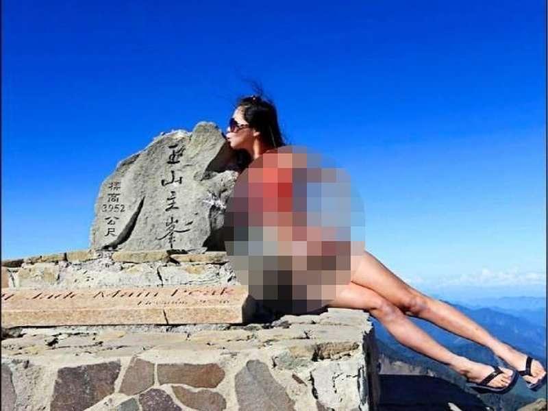 Tewas Jatuh ke Jurang, Gigi Wu Si Bikini Climber Sudah Mendaki 100 Gunung