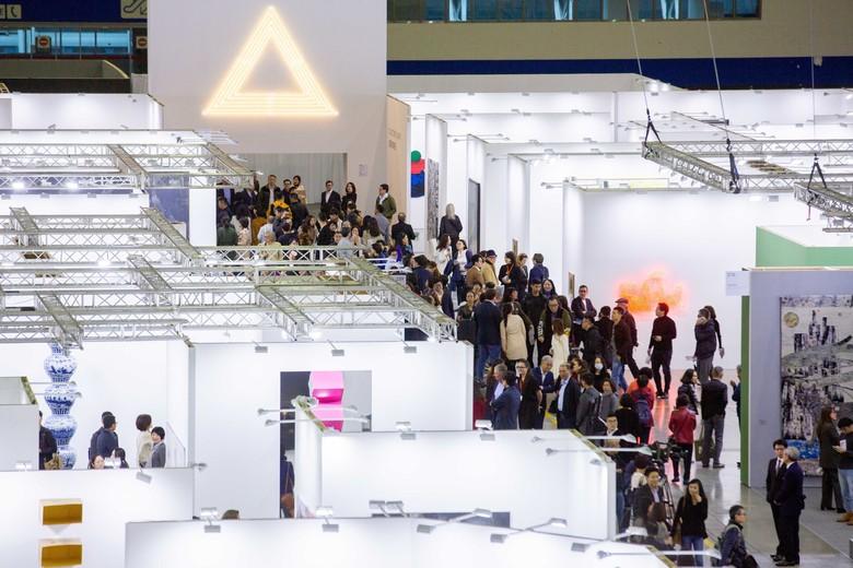 Pameran Seni Taipei Dangdai Sukses Gaet 90 Galeri dan 28 Ribu Pengunjung