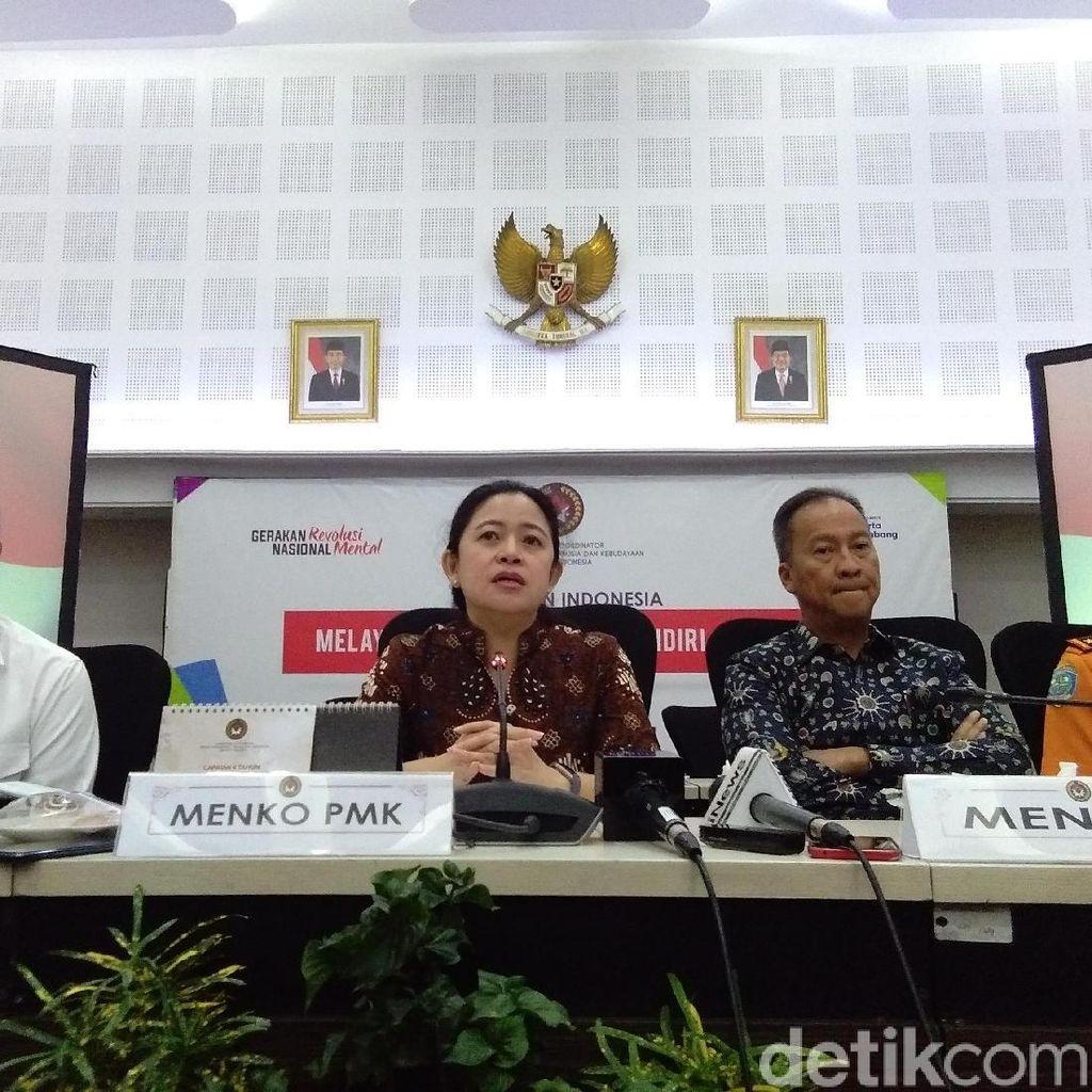 Menko PMK Minta Kementerian-Lembaga Tingkatkan Mitigasi Bencana