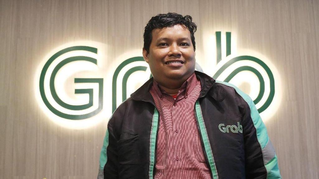 Dear Abang Grab, Driver Pemenang Umrah Gratis Kasih Tips Nih