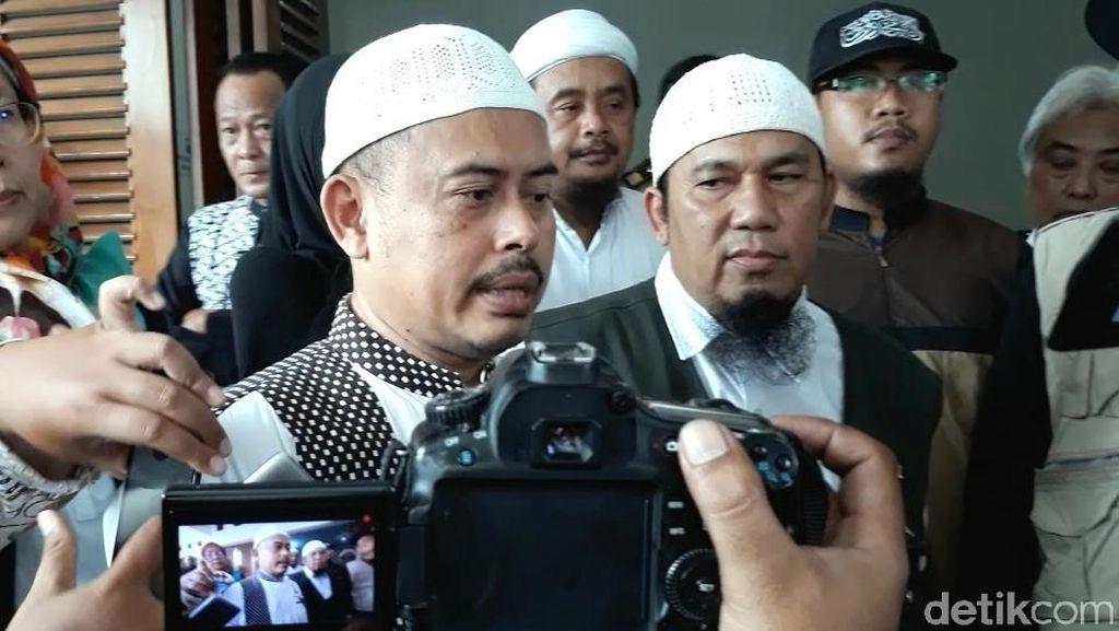 Ketua PA 212: Sesuai UU Saya Tak Kampanye di Tablig Akbar Solo