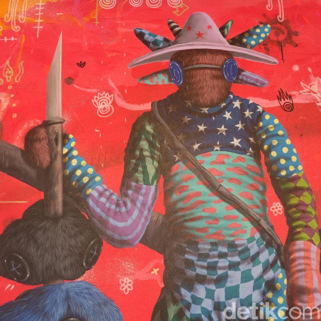Cerita Seniman I Putu Adi Suanjaya soal Kancing dan Pengalaman ke Konveksi