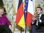 Jerman dan Prancis Perbarui Perjanijian Persahabatan di Aachen