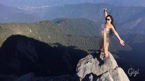 Jatuh ke Jurang, Gigi Wu Si Bikini Climber Taiwan Tewas Akibat Hipotermia