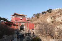Tai, Pegunungan Suci yang Jadi Gerbang Surga