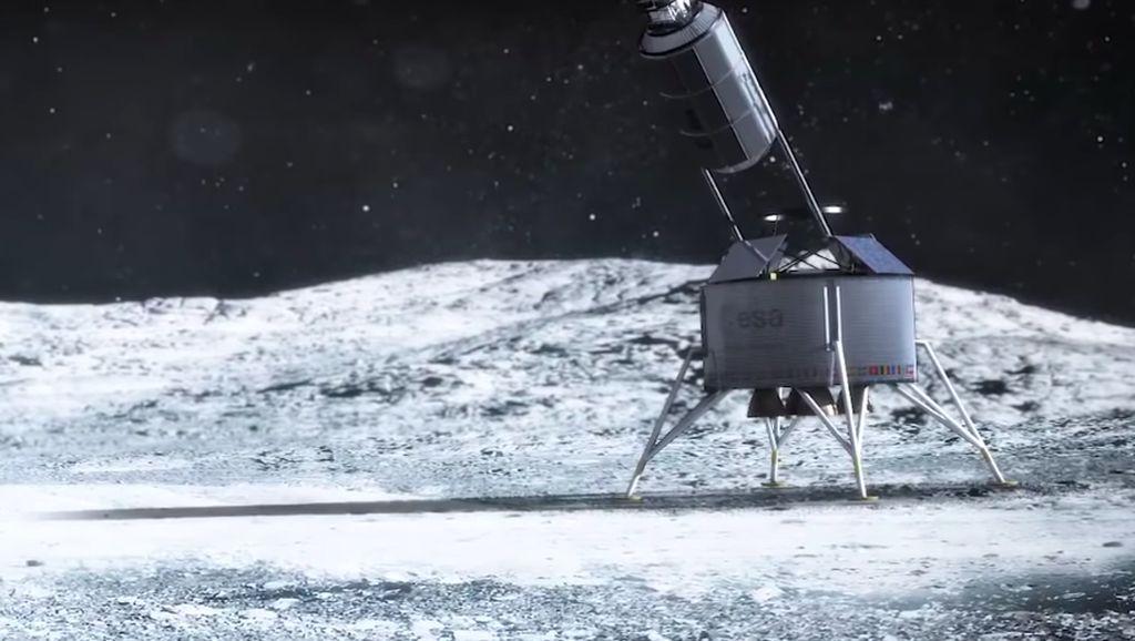 Ilmuwan Klaim Bisa Ubah Debu Bulan Jadi Oksigen