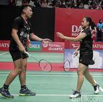 Mentari Tak Akan Kasih Kendur Jumpa Faizal/Gloria di Babak Pertama Indonesia Open