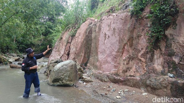 Geopark Karang Sambung-Karang Bolong (Rinto/detikTravel)