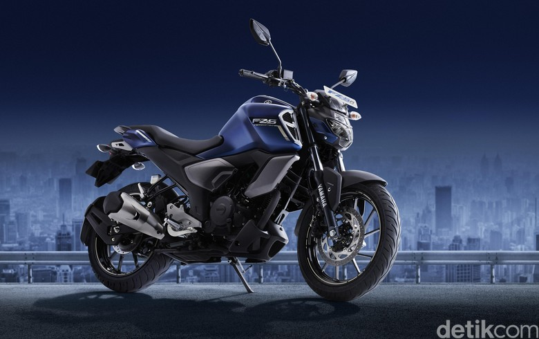 Yamaha FZ-FI alias Yamaha Byson Terbaru. Foto: Dok. Yamaha