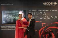 Hobi Masak, BCL dan Chef Odie Djamil Akan Kolaborasi Bikin Masakan Italia di Surabaya