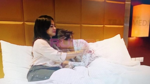 Cerita Diri Sendiri, Vanessa Angel Ngaku Bukan Tipe Cewek Royal