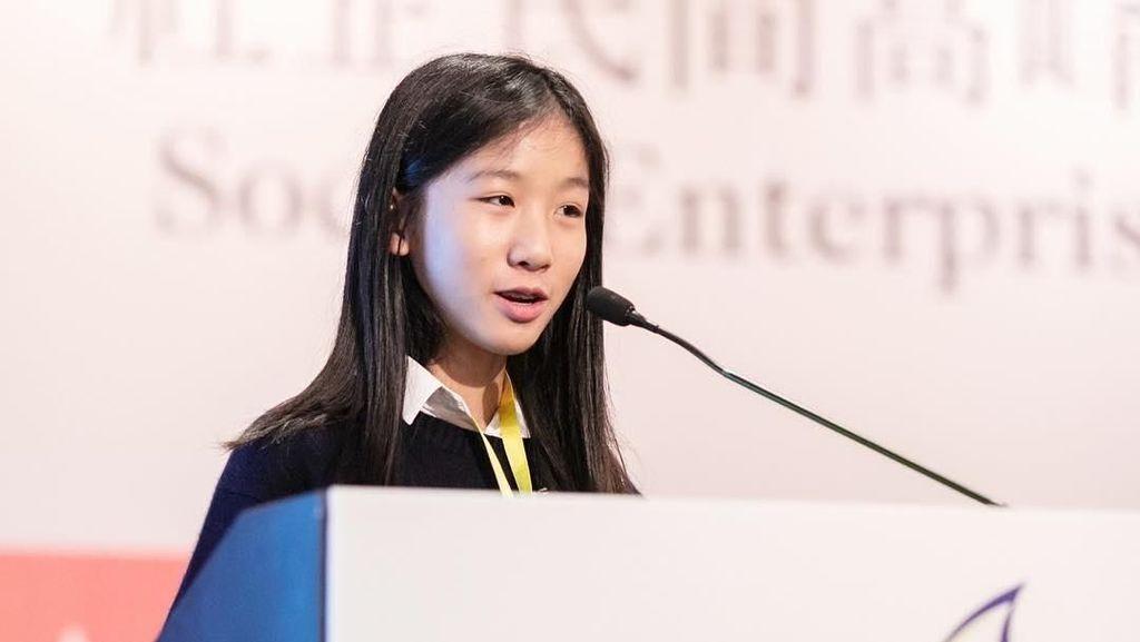 Kenalan dengan Hillary Yip, Bocah 13 Tahun yang Sudah Jadi CEO