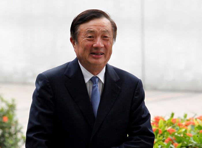 Pendiri Huawei Ren Zhengfei. Foto: Reuters