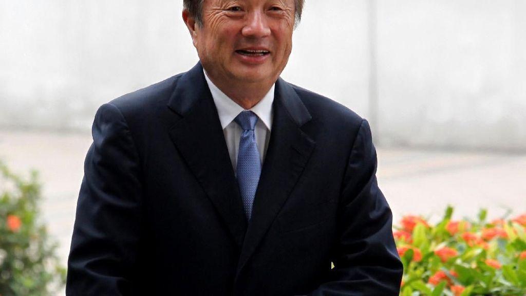 Pendiri Huawei Bilang yang Tak Beli Produknya Bodoh
