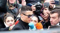 Ngemplang Pajak, Ronaldo Dihukum Penjara dan Didenda Rp 303,9 M