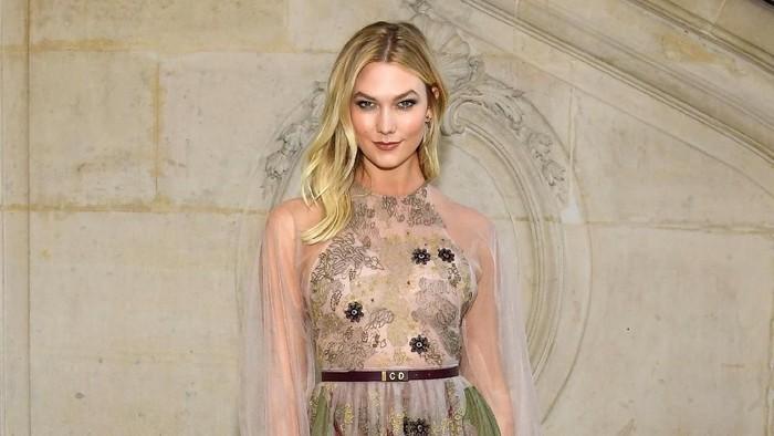 Mantan model Victorias Secret Karlie Kloss. Foto: Pascal Le Segretain/Getty Images