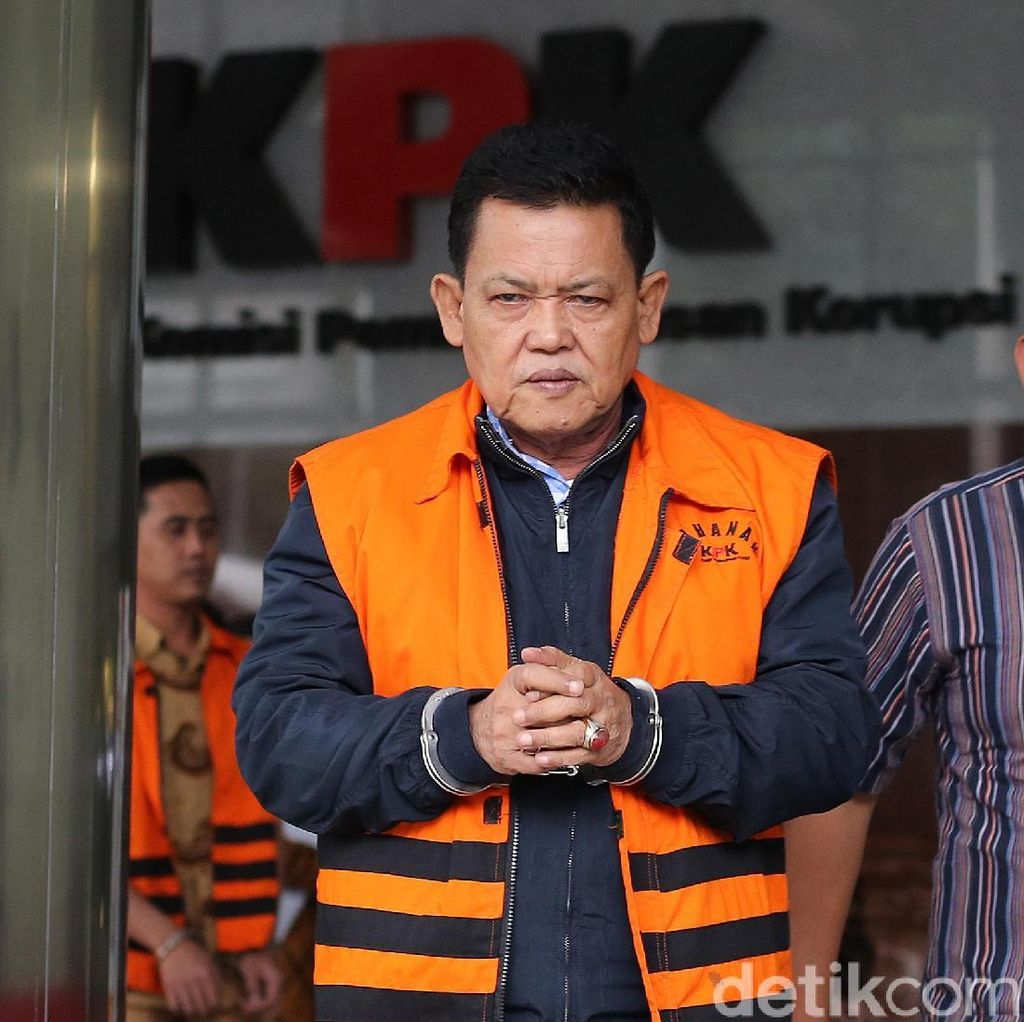 Wali Kota Pasuruan Jalani Pemeriksaan Lanjutan dengan Tangan Diborgol