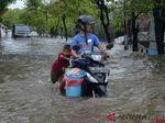 Sebagian Makassar Dikepung Banjir