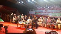 Ma'ruf Amin Sebut Yang Tuduh Jokowi Anti-Islam Orang Bengong