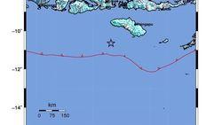 Gempa M 6,7 di Sumba Barat Terasa hingga Sumbawa-Lombok
