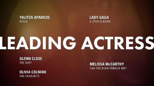 Aktris Terbaik di Oscar 2019, Lady Gaga Hingga Olivia Colman