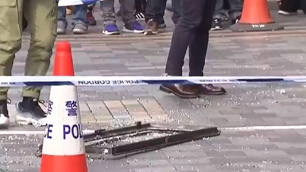 Tragis! Turis Tewas Usai Tertimpa Jendela yang Jatuh dari Hotel Hong Kong