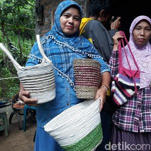 Jual Gerabah Hingga Madu, Ekonomi Warga Desa di Borobudur Meningkat