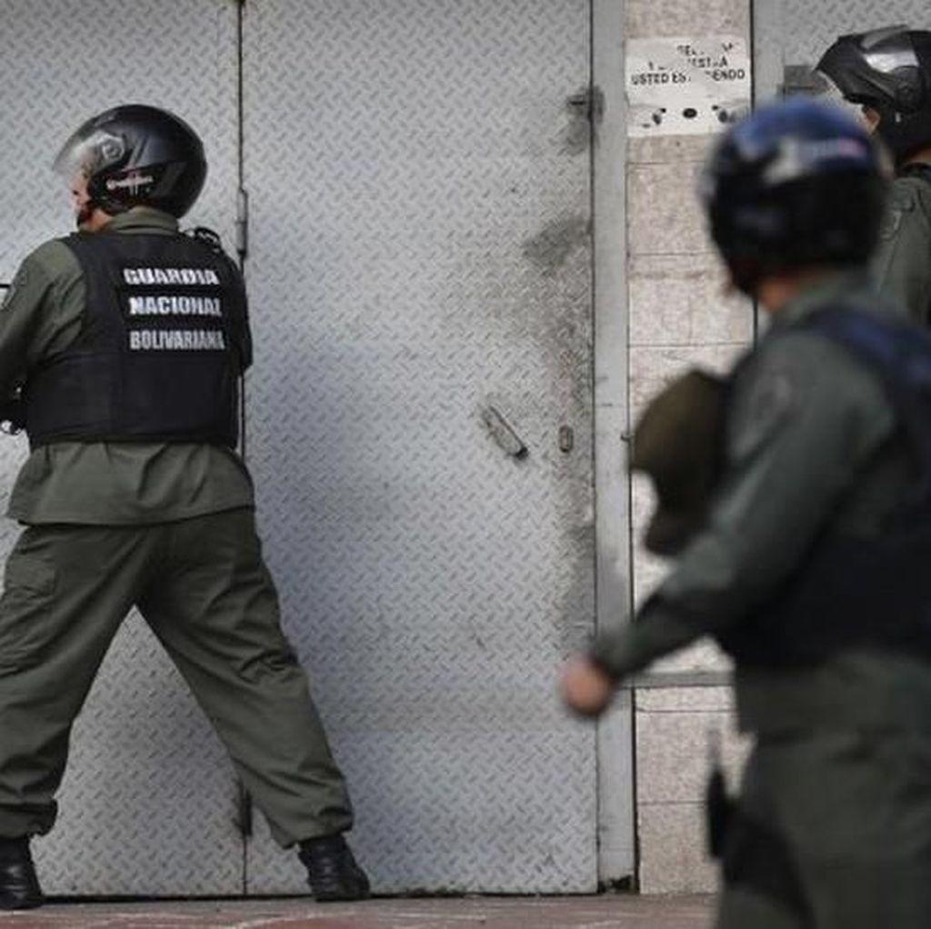 Venezuela Gagalkan Pemberontakan Aparat Keamanan Terhadap Maduro