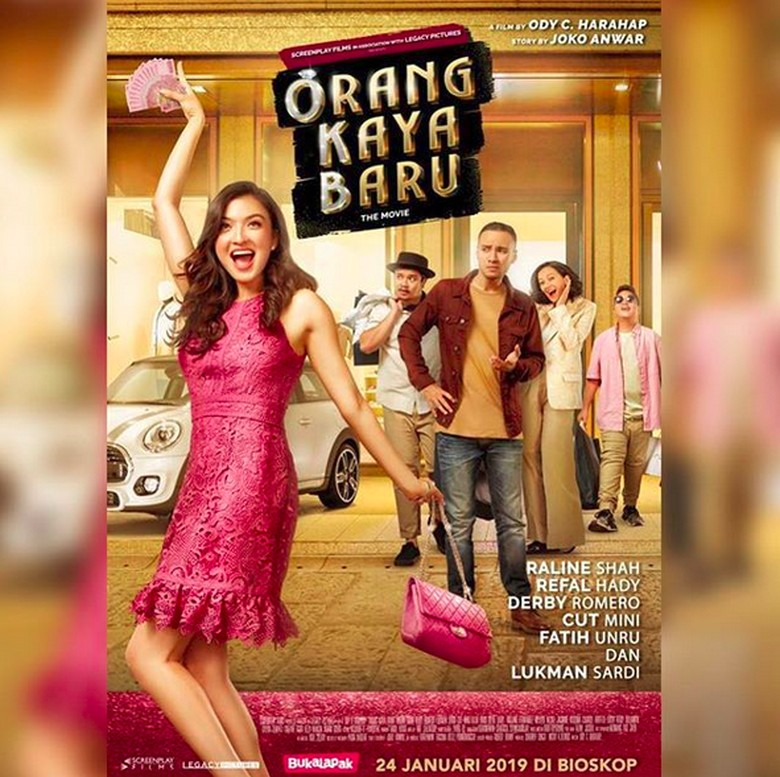 Film Pilihan Akhir Pekan Foto: (dok.Screenplay)