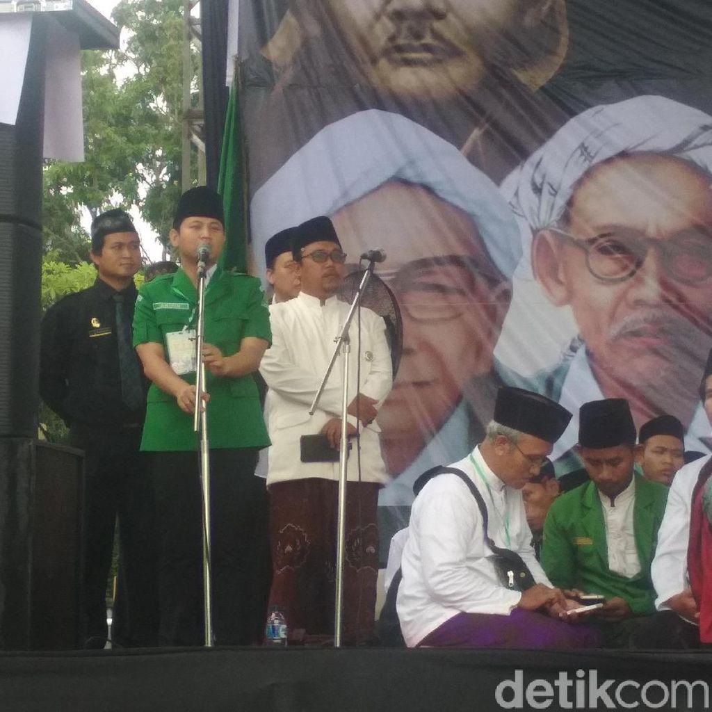 Wabup Trenggalek Ikut Istigasah Bersama Maruf Amin
