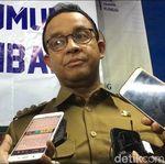 Anies Kejar Pertumbuhan Jakarta 6,3% Tahun Depan