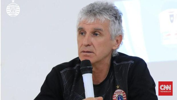 Ivan Kolev mengatakan Persija tidak takut menghadapi Newcastle Jets.