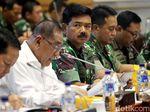 Rapat di DPR, Kemhan-TNI Ajukan Anggaran Rp 143 Triliun untuk 2020