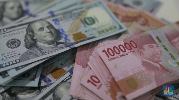 Dolar Lemas di Asia, Kuat di Eropa