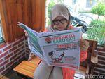 Tabloid Indonesia Barokah Juga Ditemukan di Kabupaten Bandung