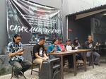 Aktivis Tolak Alih Fungsi Cagar Alam Kamojang dan Papandayan