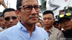 Sandiaga soal Indonesia Barokah: Itu Black Campaign