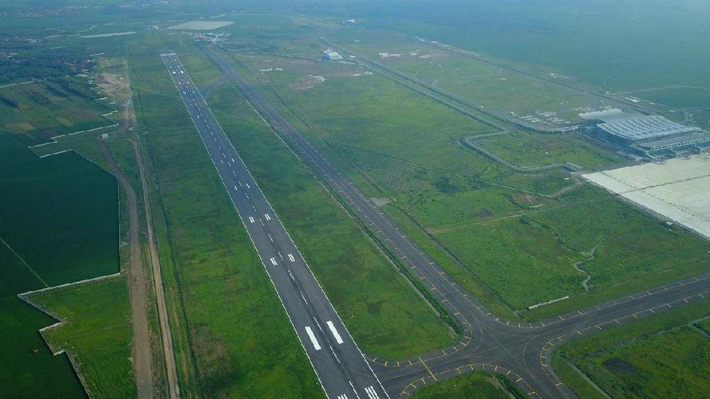 Bandara Kertajati Kini Bisa Tampung 22 Pesawat