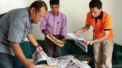 Bawaslu Blora Perbolehkan Tabloid Indonesia Barokah Diedarkan