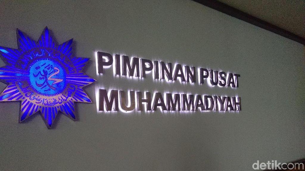 Kolase Foto Maruf Amin-Kakek Sugiono, PP Muhammadiyah: Tak Bermoral!