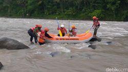 Bocah SD Hilang di Sungai Serayu Banjarnegara