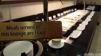 Semua makanannya halal (Fitraya/detikTravel)