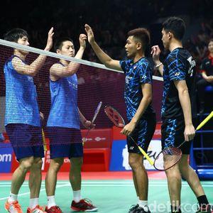 Fajar/Rian Kalahkan Pasangan Taiwan di Indonesia Masters