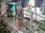 Pernah Disurvei Pemkab Tapi Rumah Sadikun Tak Kunjung Diperbaiki