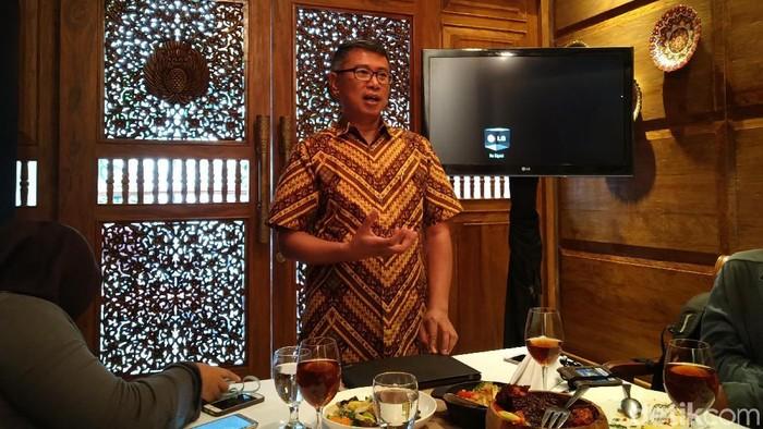Adi Aviantoro, Country Head Indonesia, PT. Dassault Systemes Indonesia. Foto: Muhamad Imron Rosyadi/detikINET