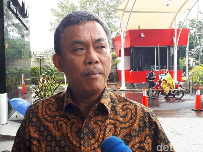 Ketua DPRD DKI Prasetio Edi Marsudi