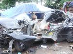 Kecelakaan di Cipularang, Wakil Ketua DPRD Banjar dan Ajudannya Tewas